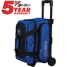 KR Hybrid Double Roller Bowling Bag- Royal