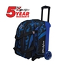 KR Cruiser KR Cruiser Scratch Double Roller Bowling Bag - RoyalRoller Bowling Bag- Teal