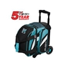 KR Cruiser Single Roller Bowling Bag- Teal/Black