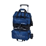 KR Hybrid X 4 Ball Roller Bowling Bag - Navy