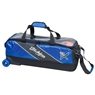 KR Krush Slim Triple Roller Bowling Bag - Royal