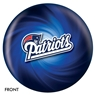 New England Patriots Bowling Ball