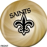 New Orleans Saints Bowling Ball