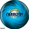 San Diego Chargers Bowling Ball