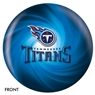 Tennessee Titans Bowling Ball