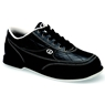 Dexter Mens Turbo II Black Bowling Shoes