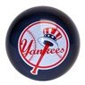 New York Yankees Candlepin Bowling Balls- 4 Ball Set
