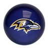 Baltimore Ravens Candlepin Ball- 4 Ball Set