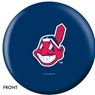 Cleveland Indians Bowling Ball
