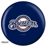Milwaukee Brewers Bowling Ball