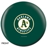 Oakland Athletics Bowling Ball