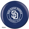 San Diego Padres Bowling Ball