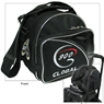 900 Global Add-a-Bag Single Tote Bowling Bag- Black/Silver