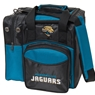 NFL Single Bowling Bag- Jacksonville Jaguars