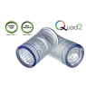 Turbo Quad2 Grips- Pack of 10