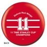 Detroit Red Wings 11 Time Stanely Cup Champs NHL Bowling Ball
