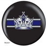 Los Angeles Kings NHL Bowling Ball