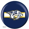 Nashville Predators NHL Bowling Ball