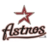 Houston Astros Bowling Towel by Master