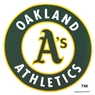 Oakland Athletics Bowling Towel by Master