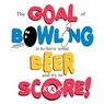 Goal Of Bowling Towel