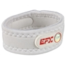 EFX Neoprene Sport Wristband- White/Red