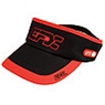 EFX Headsweats Visor- Black/Red