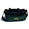 Double Zipper Soft Pack Bowling Bag- Green/Black