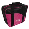 Aurora 2 Ball Soft Pack Bowling Bag- Hot Pink/Black