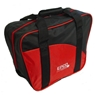 Aurora 2 Ball Soft Pack Bowling Bag- Red/Black