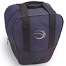 BSI Nova Single Ball Bowling Bag- Navy/Black