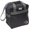 BSI Solar II Single Ball Bowling Bag- Black/Gray