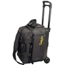 BSI Champion Double Roller Bowling Bag- Black