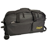 BSI Champion 3 Ball Roller Bowling Bag- Black