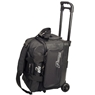 BSI Prestige Double Roller Bowling Bag- Black
