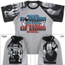 Bowlers are Liars T-Shirt with Bowling Sleeve Design