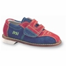 BSI Suede Girls Rental Bowling Shoes- Velcro