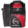 900 Global Fresh 1 Ball Tote Bowling Bag- Red/Black