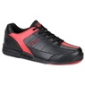 Dexter Mens Ricky III Bowling Shoes- Black/Red- Wide Width