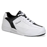 Dexter Mens Ricky III Bowling Shoes- White/Black