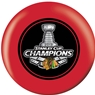 Chicago Blackhawks 2013 NHL Champs Bowling Ball- Red