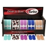Turbo 1 Inch 100 Piece Roll Fitting Pre-Cut Tape- Driven to Bowl