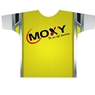 MOXY Dye-Sublimated Bowling Shirt- No Pin Left Standing