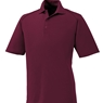 Ash City Mens Shield Solid Polo