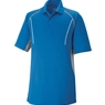 Ash City Mens Parallel Polo