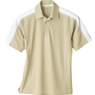 Ash City Mens Extreme Eperformance Pique Color Block Polo