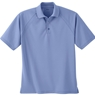 Ash City Mens Eperformance Ottoman Textured Polo