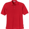 Ash City Mens Short Sleeve Pique Polo Shirt