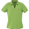 Ash City Ladies Polyester Performance Pique Polo Shirt