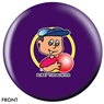 Bobby the Bowler Bowling Ball- Purple